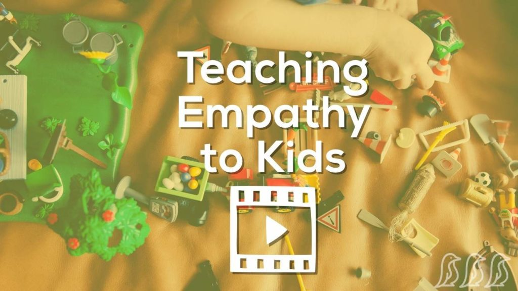 teaching empathy to kids