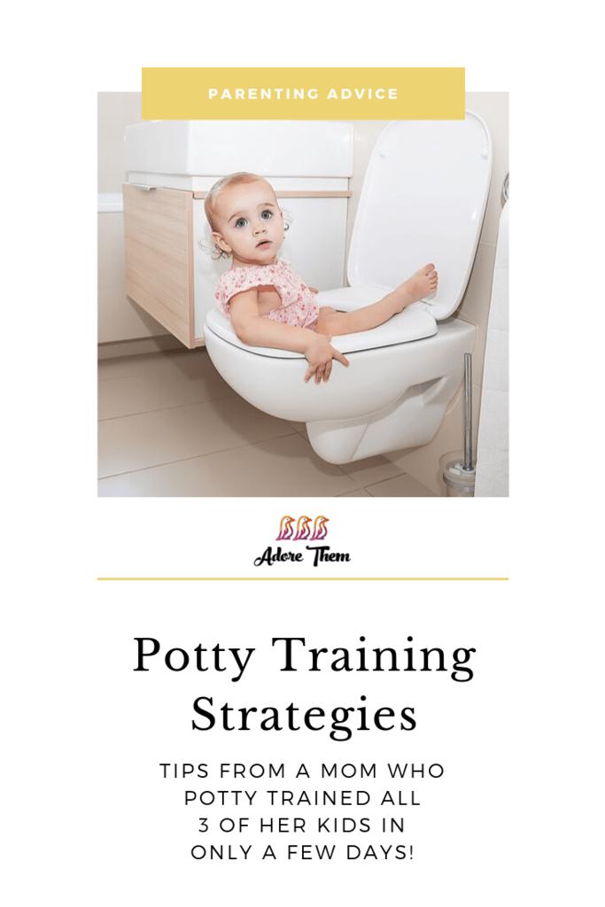 potty training advice