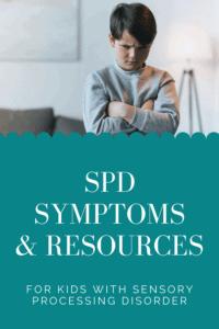 SPD Symptoms