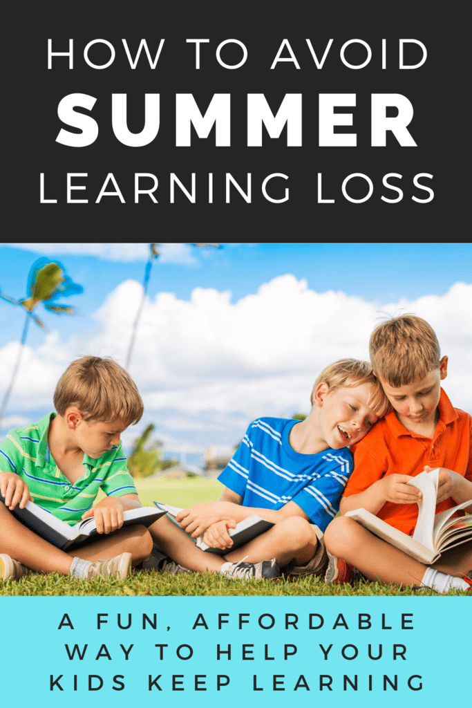 how to avoid summer learning loss