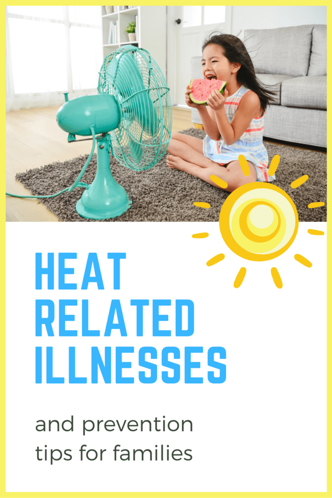 heat related illnesses