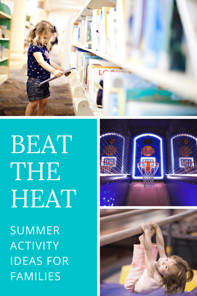 summer activity ideas for families