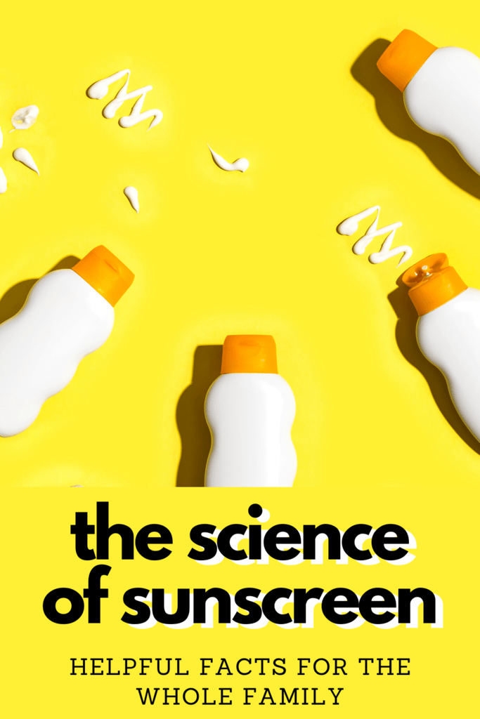 the science of sunscreen