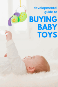 buying baby toys