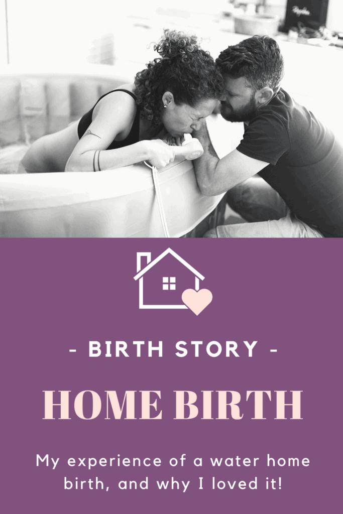home birth birth story