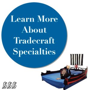 Learn More About Tradecraft Specialties