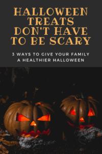 healthier halloween ideas