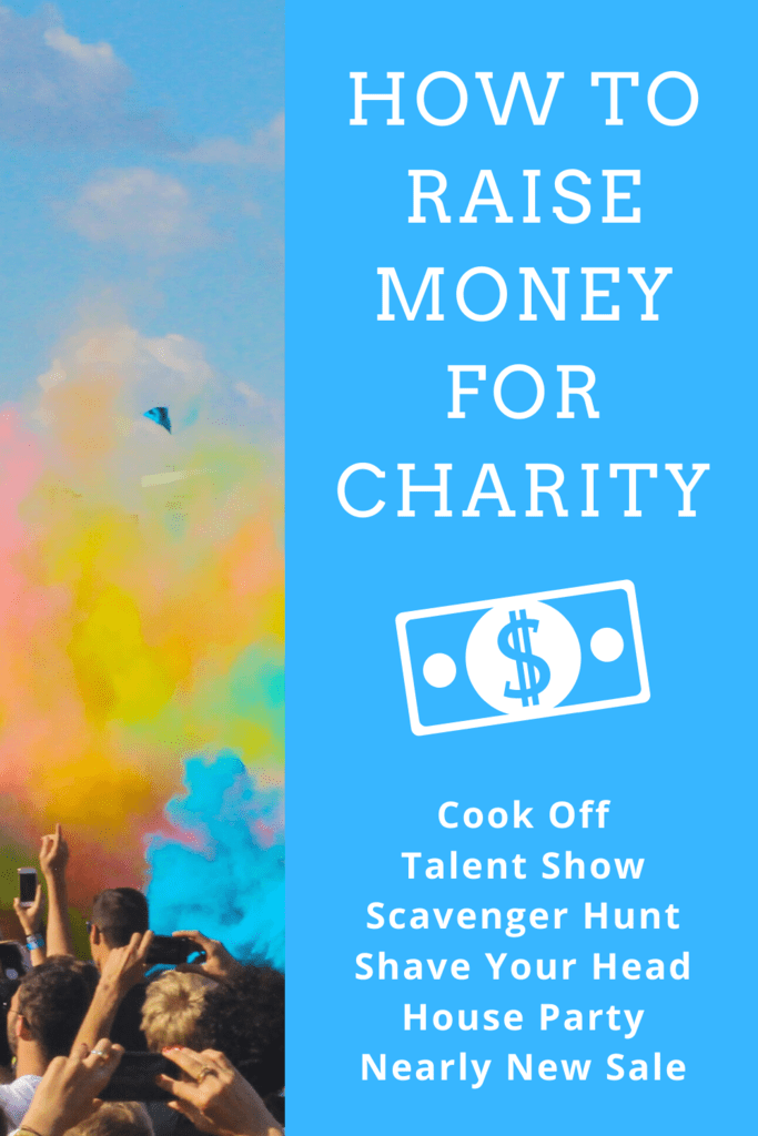 How to Raise Money for Charity