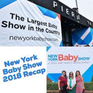 New York Baby Show 2018 Recap