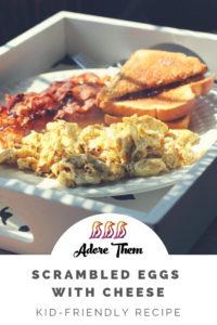 scrambled eggs recipe