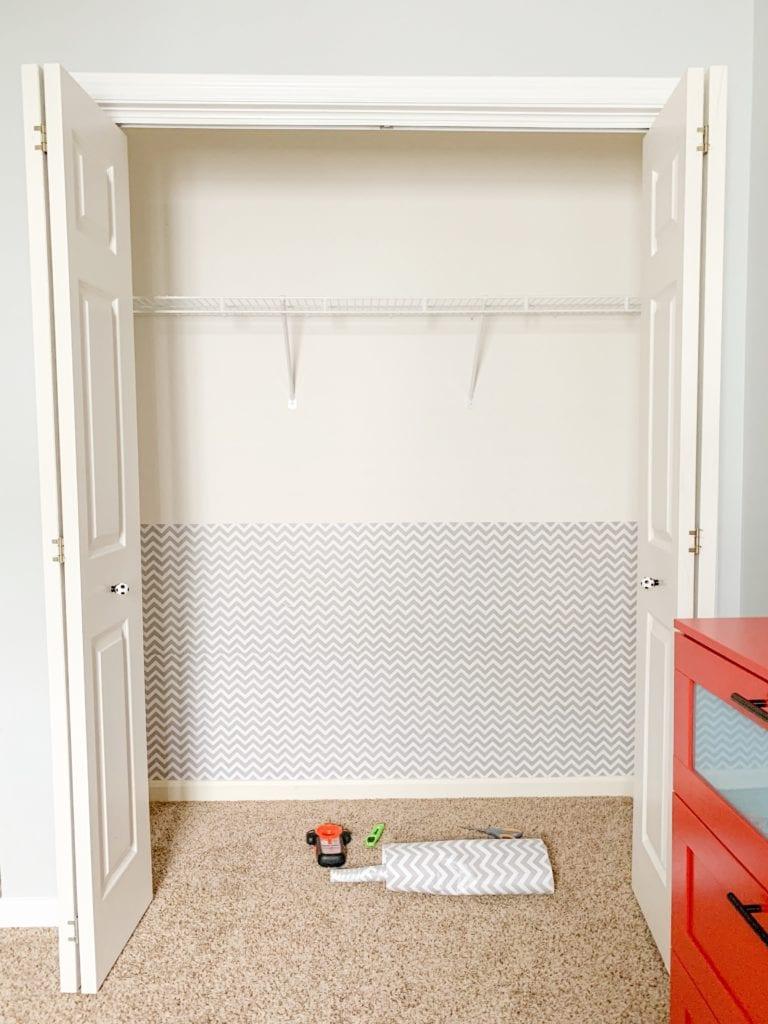 Closet DIY