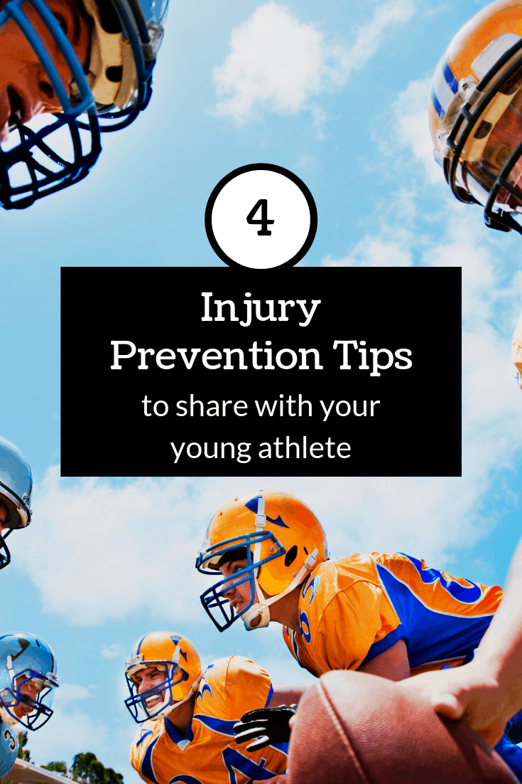 kids sports - injury prevention tips