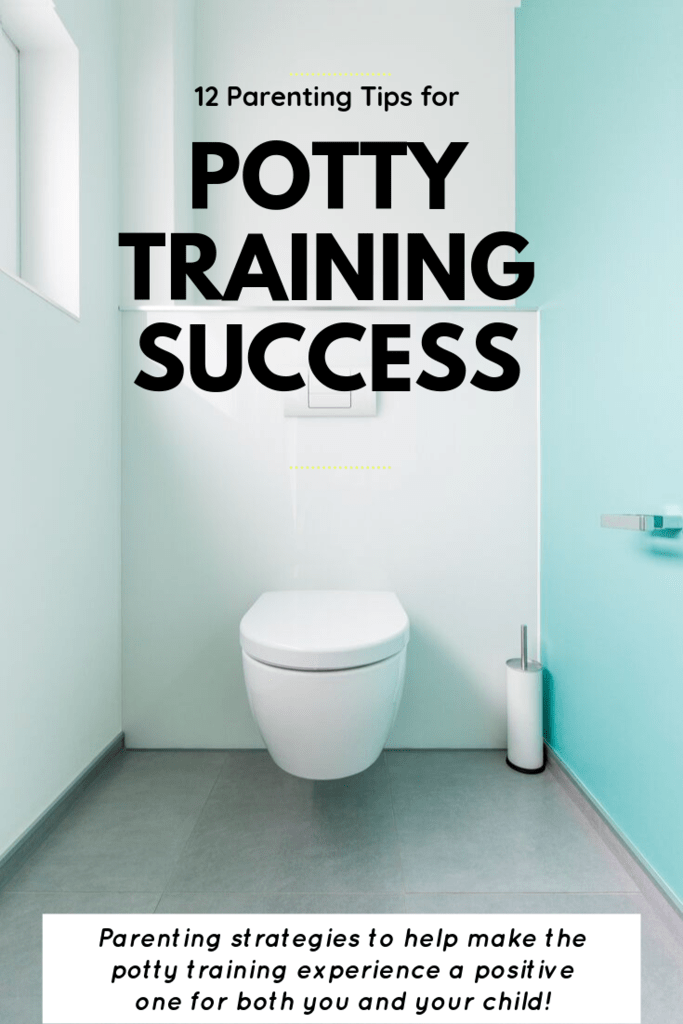 gentle potty training success