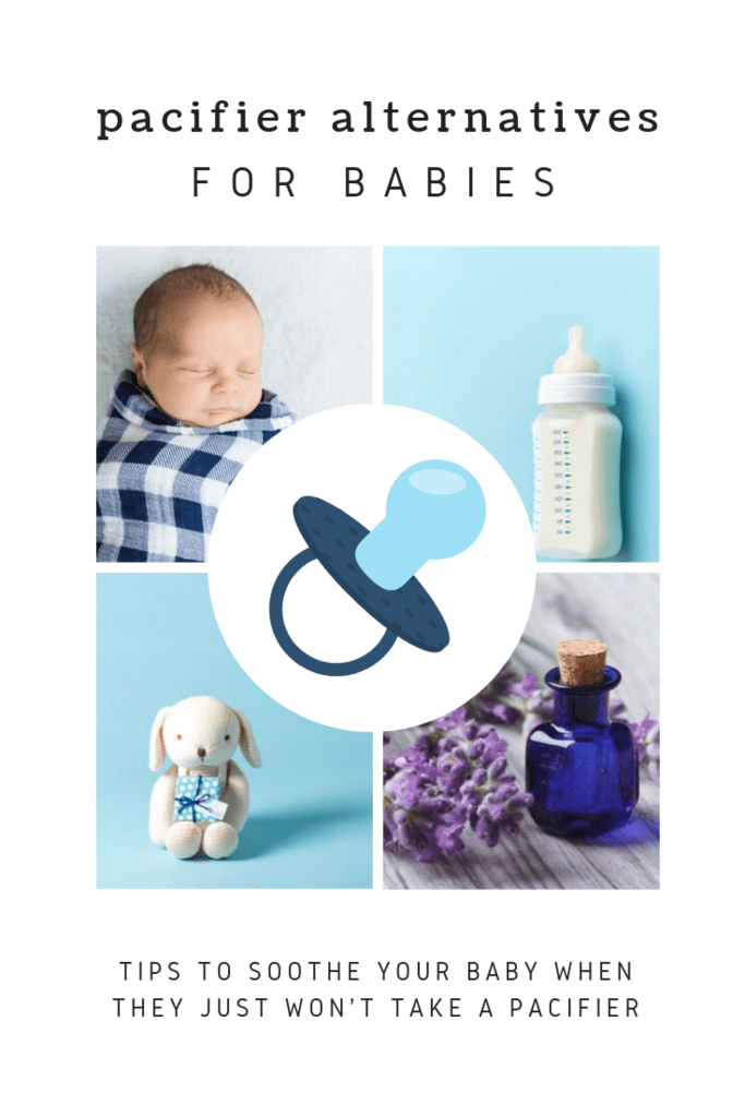 pacifier alternatives for babies