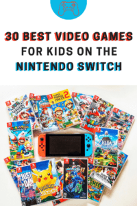 best video games for kids on the Nintendo Switch