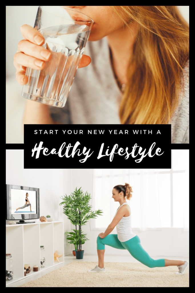 start your new year with a healthy lifestyle