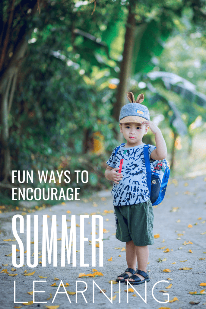 fun summer learning for kids