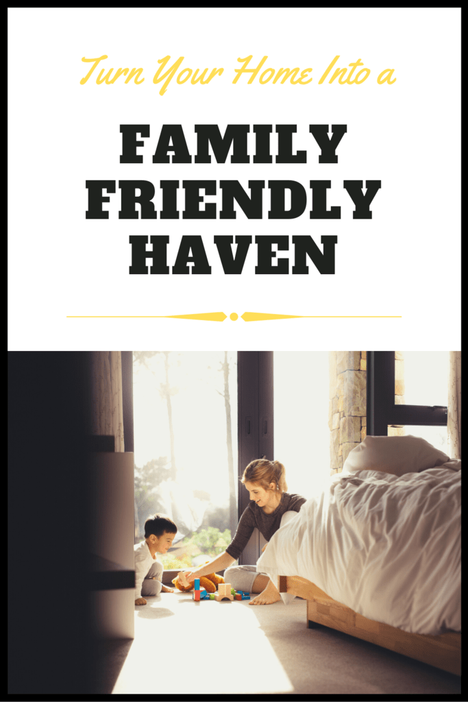family friendly home