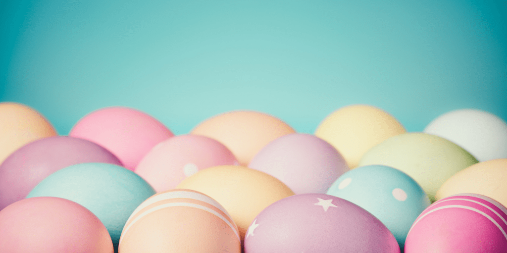 Easter fun collection graphic