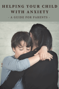 helping your child with anxiety